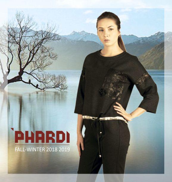 Phardi Осень/Зима 2018-2019